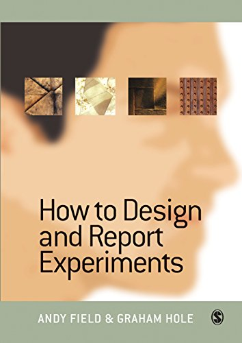 Andy Field - How to Design and Report Experiments