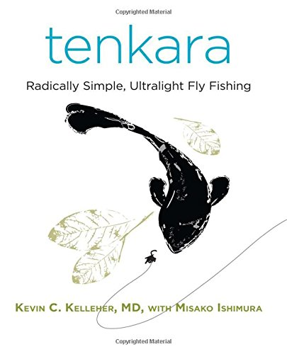 Libro tenkara radically simple ultralight fly fishing di for Simple fly fishing