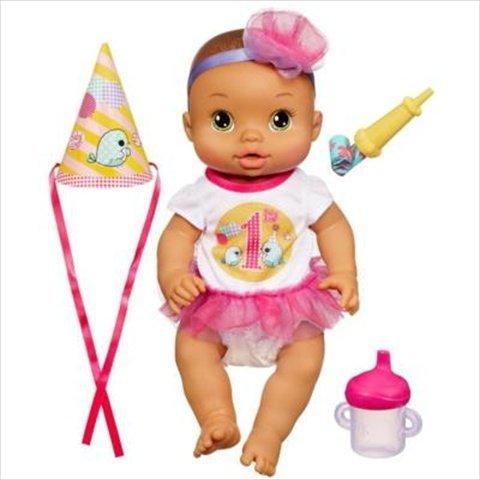 Hasbro A2773 Ba - Party Baby Brunette