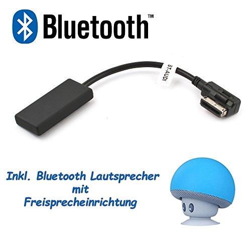 die beste audi seat skoda vw bluetooth stream audio adapter media interface inkl bt. Black Bedroom Furniture Sets. Home Design Ideas