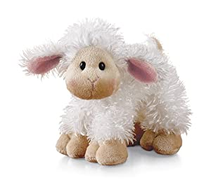 Amazon.com: Webkinz Lil'Kinz Mini Plush Stuffed Animal Lamb: Ganz