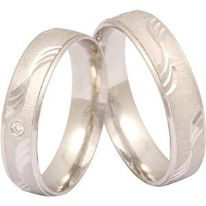 Eternels Bijoux - 2 Bagues de demande en mariage avec gravure gratuite ...