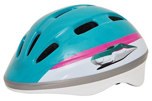 Kanack(カナック) キッズヘルメット 東北新幹線 E5系 はやぶさ グリーン H001_E5