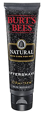 Burt's Bees Natural Skin Care For Men, Aftershave