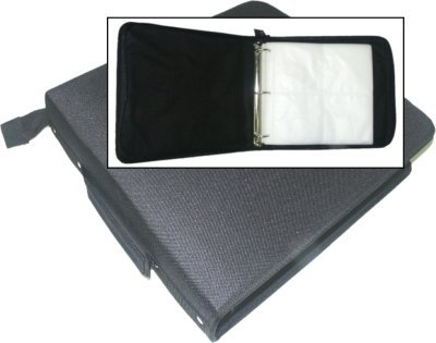 JS Karaoke ACKRSV12 12 Extra Sheets for CD Wallet - 96 Pockets