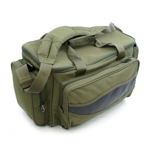 Green Insulated Fishing Carryall 909