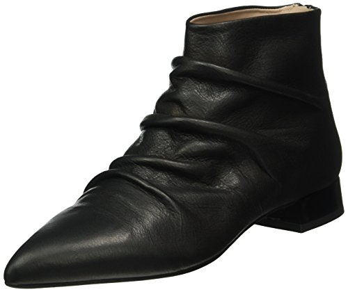 Paco GilP3108 - Stivali bassi con imbottitura leggera Donna , Nero (Nero (nero)), 38 EU