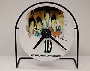 "One Direction Picture Cd Clock That Plays The Song ""one Thing"" from Gold Record Outlet"