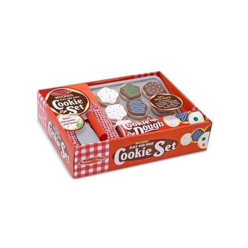 Melissa & Doug Slice and Bake Cookie Set