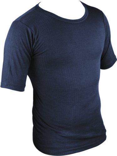 highlander-maglietta-termica-a-maniche-corte-strato-base-da-uomo-blu-blu-navy-medium