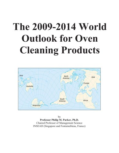 The 2009-2014 World Outlook For Oven Cleaning Products front-256194
