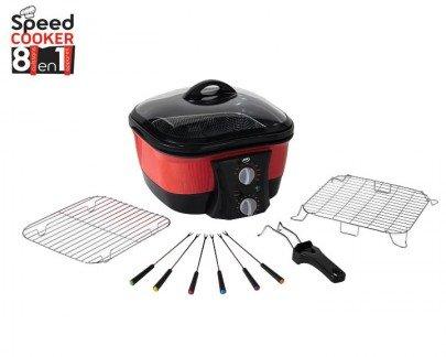 Multicuiseur 8 En 1 Speed Cooker Deluxe