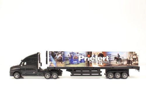Priefert 50402 Kid's 18 Wheeler Truck Black One Size