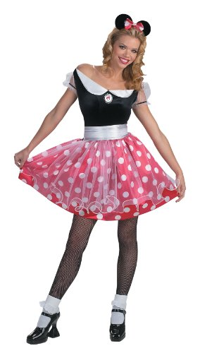 Minnie Mouse Costume New Adult Sexy Minnie Costume 5094