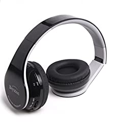 buy Best Audio Performance--Over-Ear-- Hifi Stereo-- Bluetooth 4.0 Headphones Headset For Apple Iphone Ipad/ Samsung/Toshiba/ Nokia/ Motorola/Att/Htc/Huawei And All Smart Cell Phone And All Tablet Which Have Bluetooth Device---Best Quality--Usa Seller Quick S