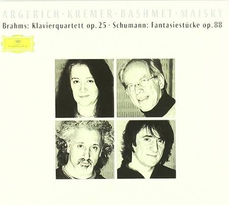 Brahms Piano Quartet No.1  Schumann Fantasiestucke - 癮 - 时光忽快忽慢,我们边笑边哭!