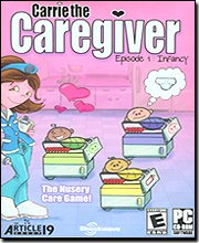 New Shockwave Carrie The Caregiver Episode 1 Infancy Fun For All Ages 60 Challenging Levels
