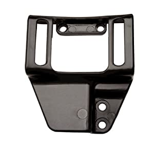 Uncle Mike's Tactical Kydex Belt Loop Holster Attachment Accessory (Black, Left Hand)