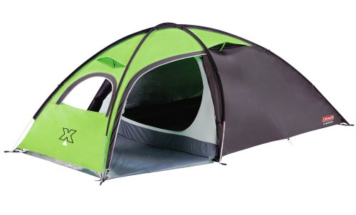 Coleman Phad X3 Three Person  Backpacking Tent