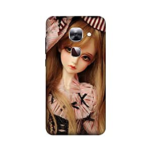 Printrose Letv Le 2S back cover High Quality Designer Case and Covers for Letv Le 2S Cute doll