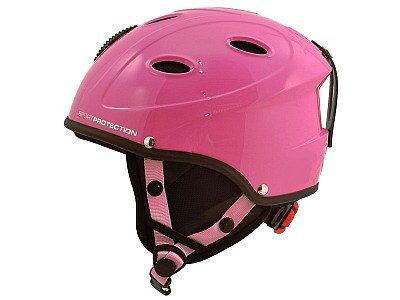 Schmidt Sportsworld Skihelm Girls pink