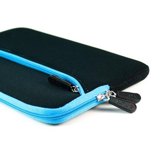 Gizmo Dorks Neoprene Zipper Sleeve Case Cover for Amazon Kindle Touch / Paperwhite or 6 Inch eReader