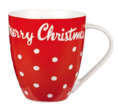 Cath Kidston Merry Christmas Crush Mug, Fine China