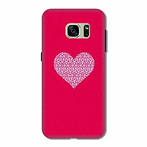 OVERSHADOW DESIGNER PRINTED BACK COVER FOR SAMSUNG S7 EDGE