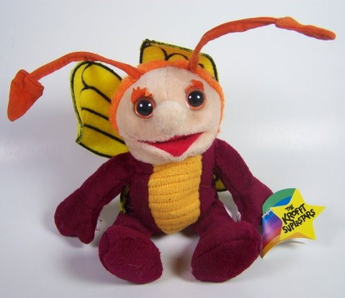 The Krofft Superstars The Bugaloos Sparky Plush - 1