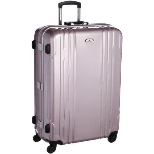 [ワールドトラベラー] World Traveler カイラリティ スーツケース 73cm・91リットル・6.2kg(ACE製) 05438 11 (ピンクカーボン)