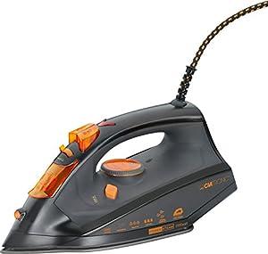 CLATRONIC Fer à repasser DB 3512 (noir-orange)