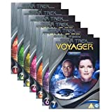 "DVD Box Sets Star Trek "" Raumschiff Voyager "" - Komplette Serie Staffel 1-7 (47 DVD`s) (UK-Import)"