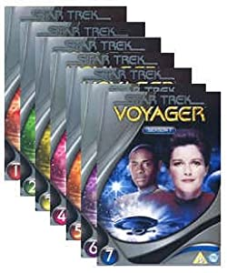 "DVD Box Sets Star Trek "" Raumschiff Voyager "" - Komplette Serie Staffel 1-7 (47 DVD`s) (UK-Import)"