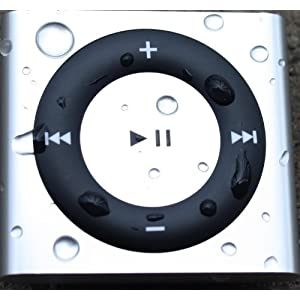 Waterfi Waterproof iPod Shuffle 