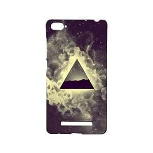 BLUEDIO Designer 3D Printed Back case cover for Xiaomi Mi4i / Xiaomi Mi 4i - G0351