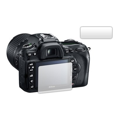 Pack de 6 Films / LCD Protections Ecrans pour NIKON D7000 DSLR - Anti-rayures