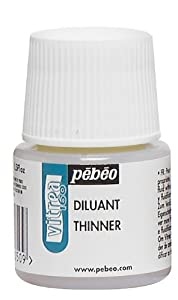 Pebeo vitrea 160 glass paint thinner 45 for Pebeo vitrea 160 glass paint instructions