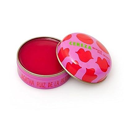 Agatha Ruiz Lip Balm, Cherry, 15 ml