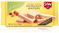 Schar Hazelnut Wafers, 1.8-Ounce (Pack of 20) by Schar