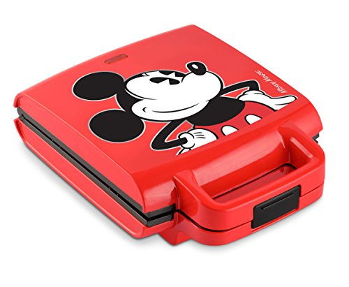 Disney DCM-41 Classic Mickey Waffle Stick Maker, Red (Mickey Mouse Waffles Maker compare prices)