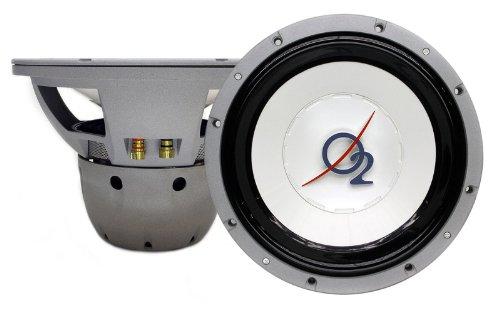 Oxygen Audio Alium 380 15Inch Subwoofer, 330 Watts, 85 Oz Magnet (O2 Alium380) (Single Piece)