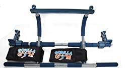 Gorilla Gym Power Fitness Package (Pull Up Bar, Pullup Extender, and Ab Straps)