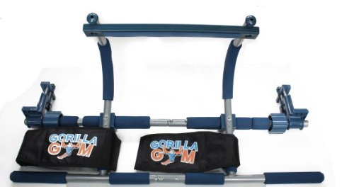 Gorilla Gym Power Fitness Package Pull Up Bar Pullup