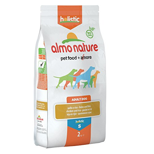 Almo Nature Holistic Small Dog with Chicken and Rice 2 Kg
