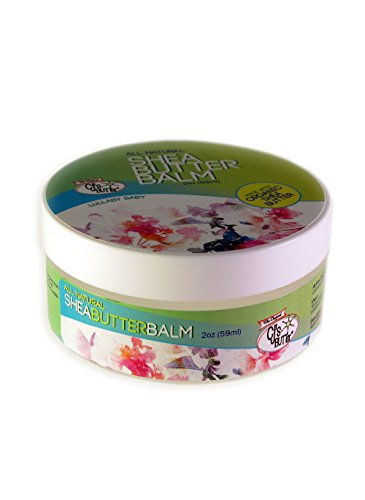 The Original CJ's BUTTer® All Natural Shea Butter Balm - Lullaby Baby, 2 oz. Jar