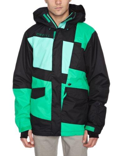 O'Neill Escape Angled Men's Jacket Mundaka Green Large