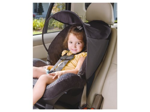 baby seat accessory summer infant car seat rayshade seats for baby. Black Bedroom Furniture Sets. Home Design Ideas