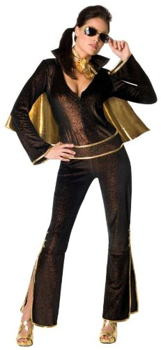 Costumes For All Occasions Ru889203Md Elvis Female Costume Md