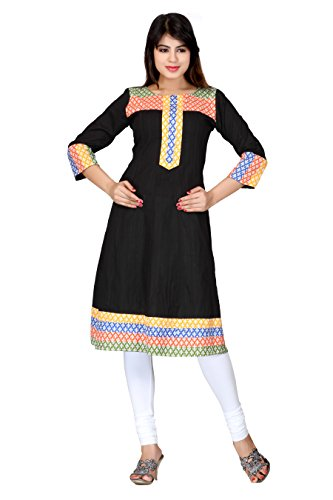 Lifestyle Lifestyle Retail Women Cotton Anarkali (Multicolor)