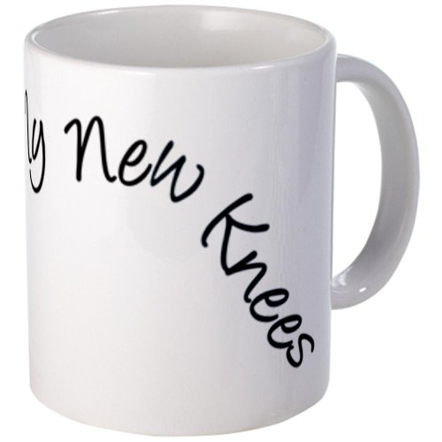 Cafepress Double Knee Surgery Mug - Standard Multi-Color